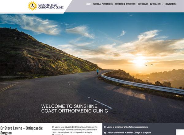 Sunshine Coast Orthopaedic Clinic