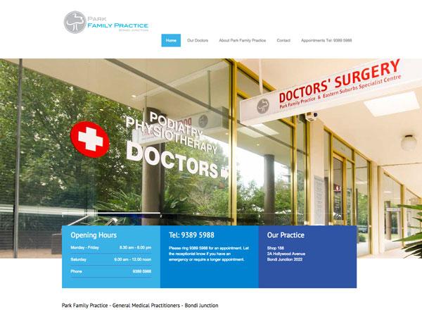 Park Family Practice Doctors Bondi Junction