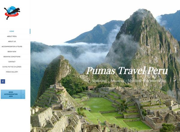 Pumas Travel Peru