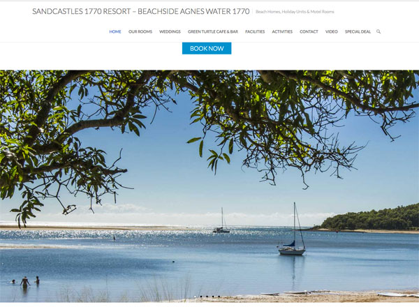 Sandcastles 1770 Resort