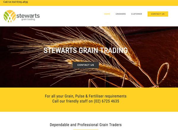 Stewarts Grain Trading