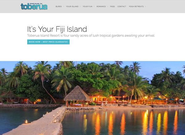 Toberua Island Resort Fiji